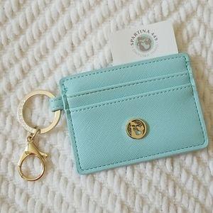Spartina 449 Key Chain Card Holder